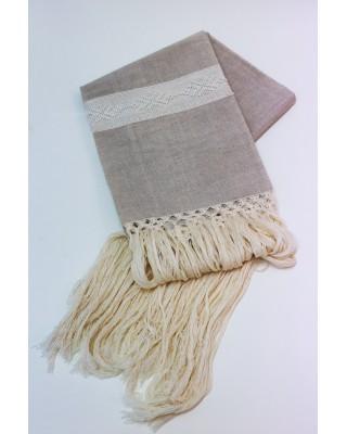 Asciugamano frange